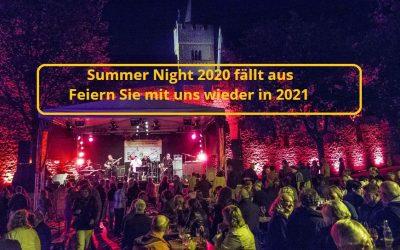 Summer Night 2020 des Lions Club Ingelheim fällt aus