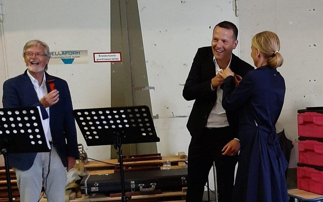 Führungswechsel beim Ingelheimer Lionsclub