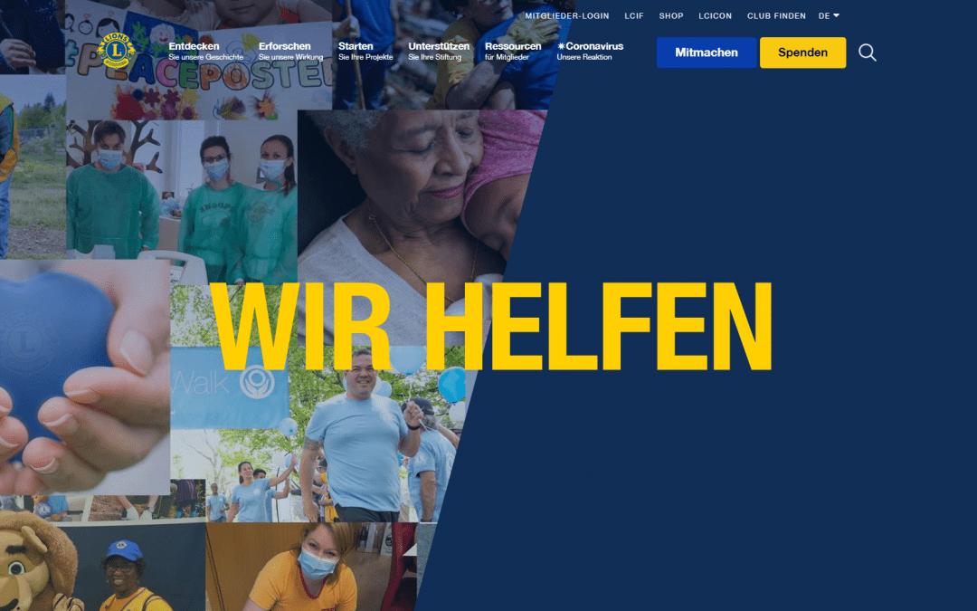 Lions der Zone stiften Tablets zum Skypen für Wohneinrichtungen der Lebenshilfe Mainz-Bingen