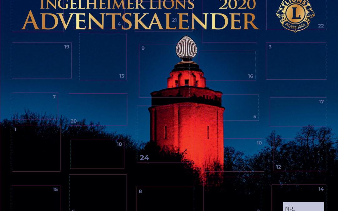 Sponsoren spenden über 500 Preise und 30.000 Euro für den Adventskalender 2020